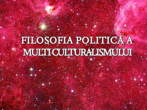 Lucian Dumitrescu Filosofia politică a multiculturalismului