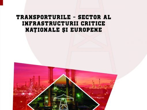 Victor Matei Transporturile-sector al infrastructurii critice naționale și europene