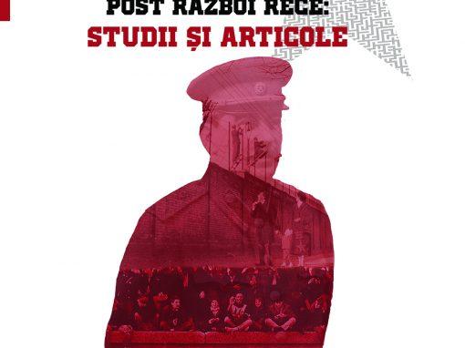 Paraschiva Bădescu Spațiul Euro-Atlantic post Război Rece: studii și articole